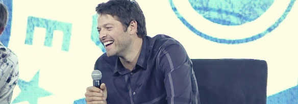 misha collins - san diego comic con - the daily fandom